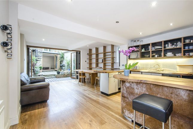 Thumbnail Detached house for sale in Clapham Common North Side, London
