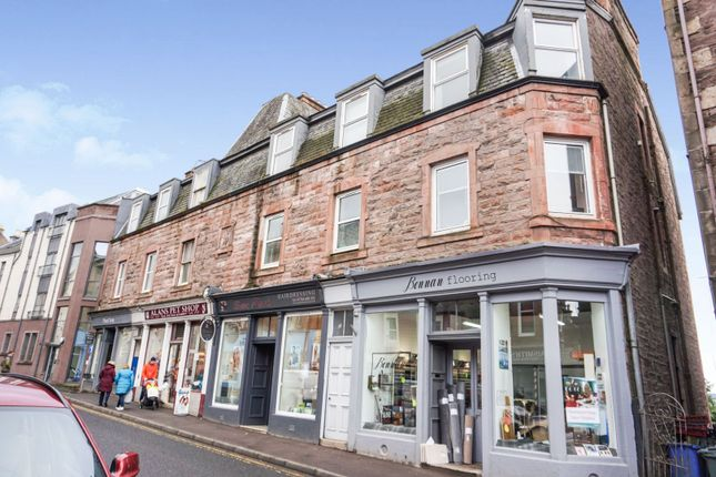 Front of East High Street, Crieff PH7