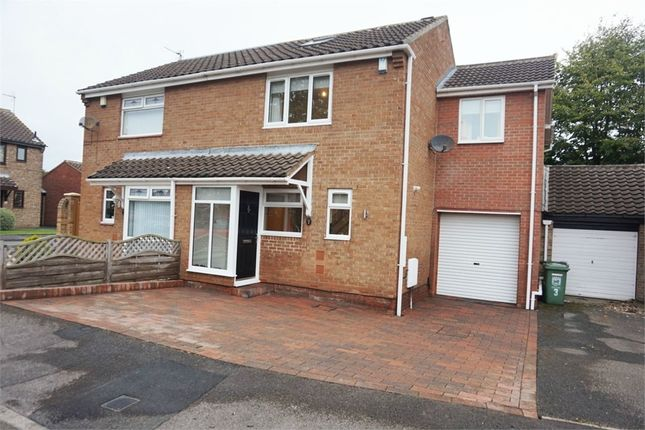 Thumbnail Semi-detached house for sale in Mildenhall Close, Hartlepool, Durham