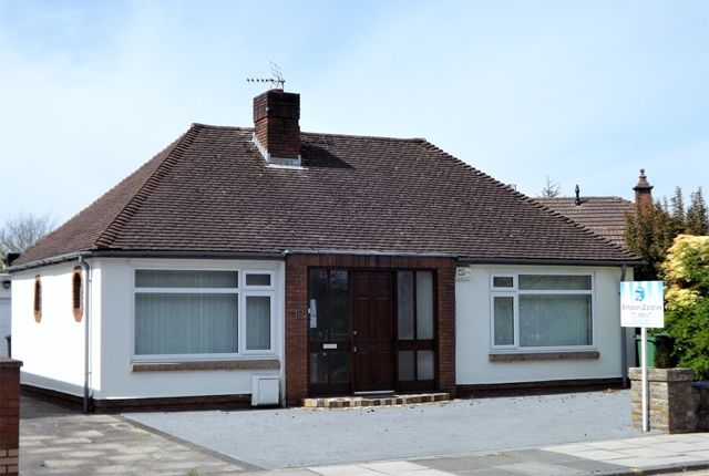 Thumbnail Bungalow to rent in King George V Drive West, Heath, Cardiff
