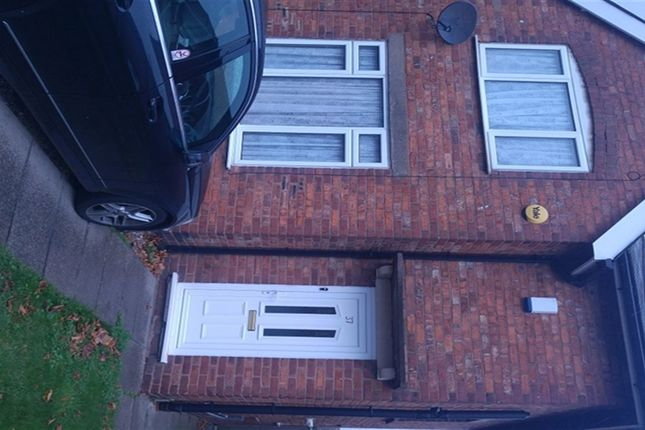 Thumbnail Property to rent in Webster Street, Walsall, West Midlands