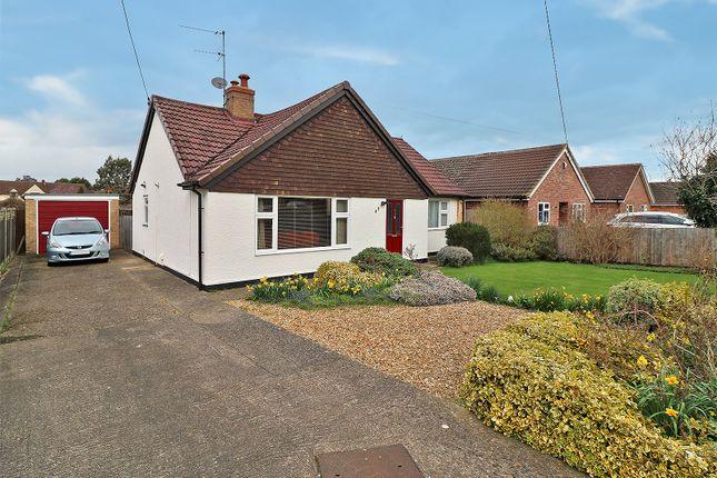 Thumbnail Detached bungalow for sale in Fen End, Willingham, Cambridge