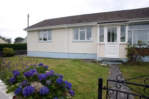 Thumbnail 3 bed bungalow to rent in Maynard Park, Bere Alston