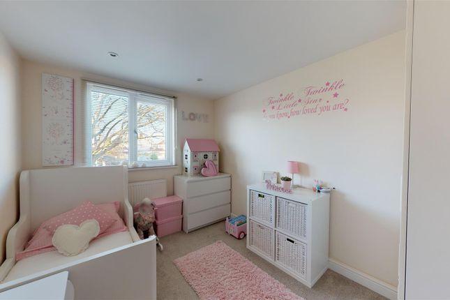 Bedroom Three of Waterside Way, Westfield, Radstock BA3