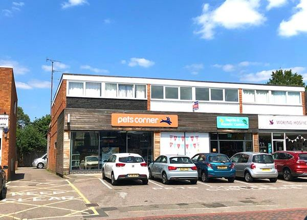 Thumbnail Commercial property for sale in 111 High Street, Horsell, Woking