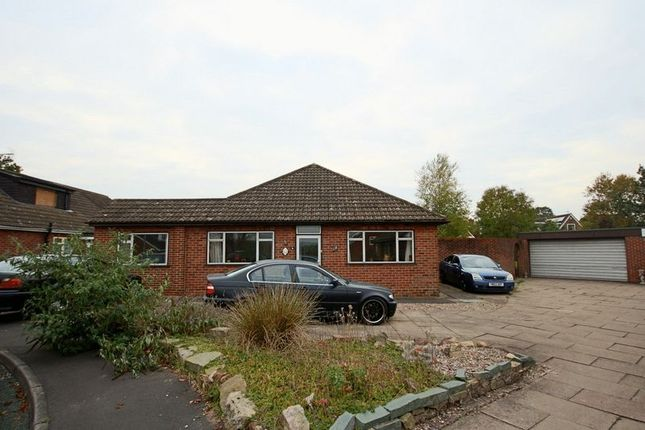 Thumbnail Bungalow for sale in Primrose Dell, Madeley, Crewe