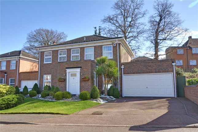 5 bed detached house for sale in Pickwick Way, Chislehurst BR7