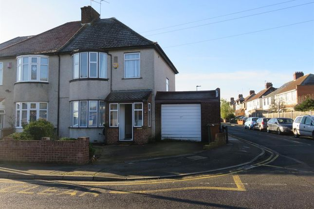 Thumbnail Semi-detached house to rent in Faraday Road, Welling, Kent