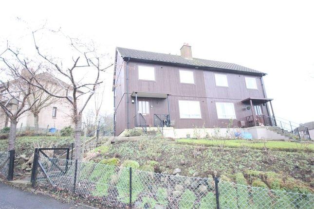 Thumbnail Semi-detached house for sale in 80 Balbedie Avenue, Lochore, Lochgelly, Fife
