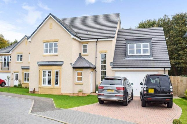 Thumbnail Detached house to rent in Guthrie Tait Gardens, Eskbank, Midlothian