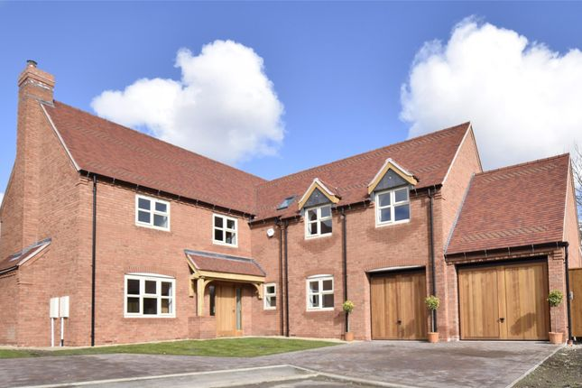 Thumbnail Detached house for sale in Banady Lane, Stoke Orchard, Cheltenham