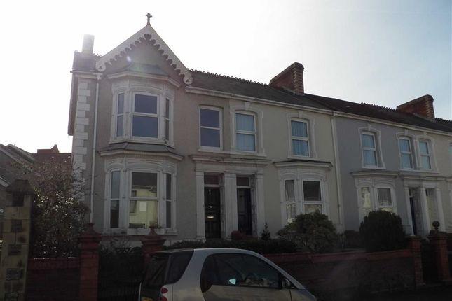 3 bed end terrace house for sale in Glenalla Road, Llanelli
