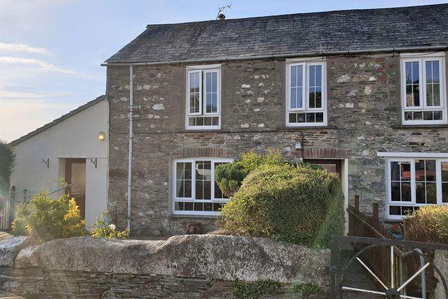 Thumbnail Semi-detached house to rent in Townlake, Near Tavistock