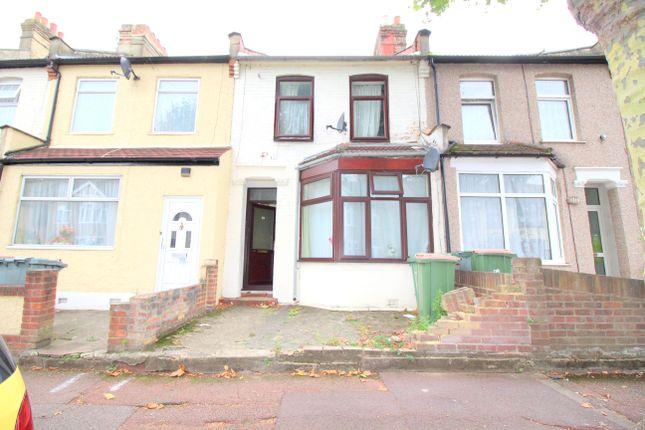 Thumbnail Terraced house for sale in Landseer Avenue, Manor Park