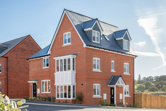 """Thumbnail Semi-detached house for sale in """"The Portland"""" At Deardon Way, Shinfield, Reading RG2, Shinfield,"""