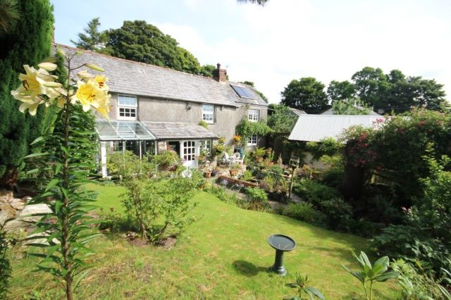 Thumbnail Detached house for sale in Rosenannon, Bodmin