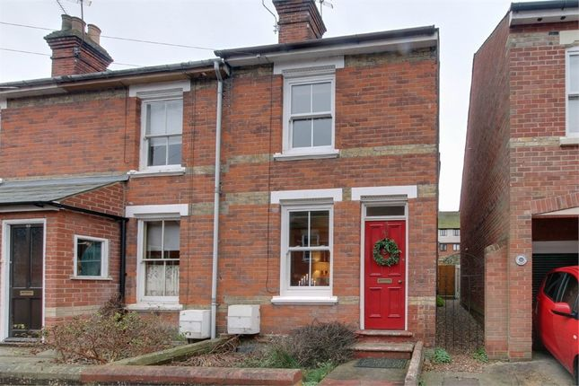 3 bed end terrace house for sale in Northgate Street, Dutch Quarter, Colchester, Essex