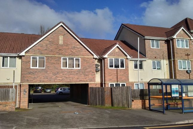 Thumbnail Flat for sale in Park Mews, Londonderry Lane, Smethwick