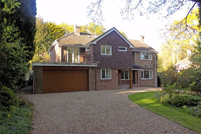 Thumbnail Detached house for sale in Merdon Avenue, Hiltingbury, Chandlers Ford, Hampshire