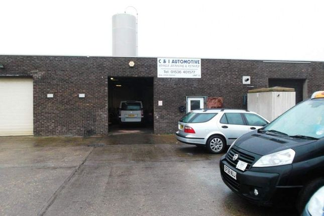 Parking/garage for sale in 8 Maylan Road, Corby