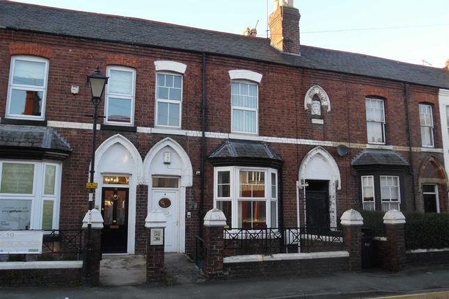 4 bed terraced house for sale in Grosvenor Street, Mold, Flintshire