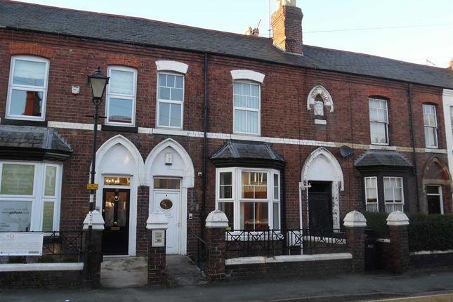 4 bed terraced house for sale in Grosvenor Street, Mold, Flintshire
