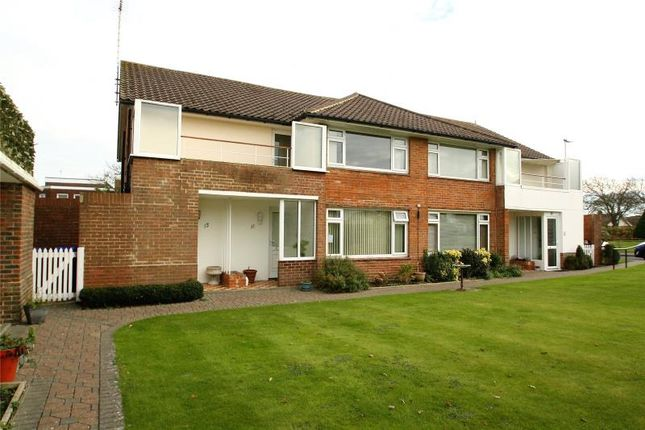Thumbnail Flat for sale in Aldsworth Court, Aldsworth Avenue, Goring By Sea