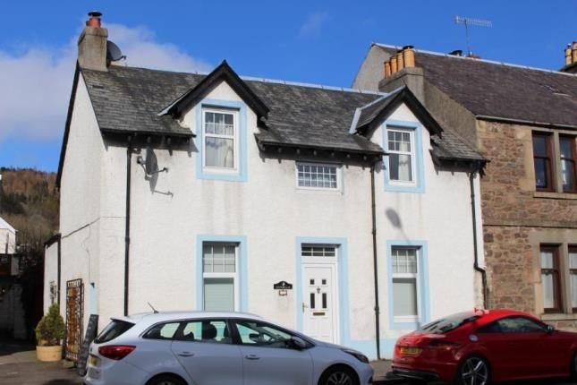 Thumbnail End terrace house for sale in Main Street, Callander, Stirlingshire