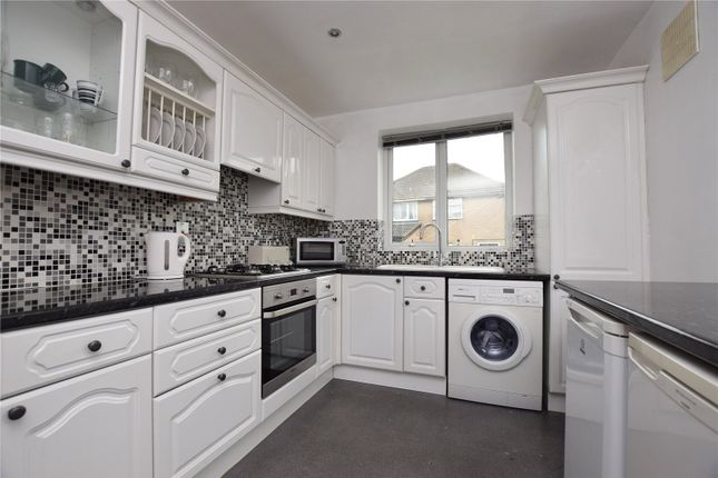 Thumbnail Semi-detached bungalow to rent in Kingswear Crescent, Leeds, West Yorkshire