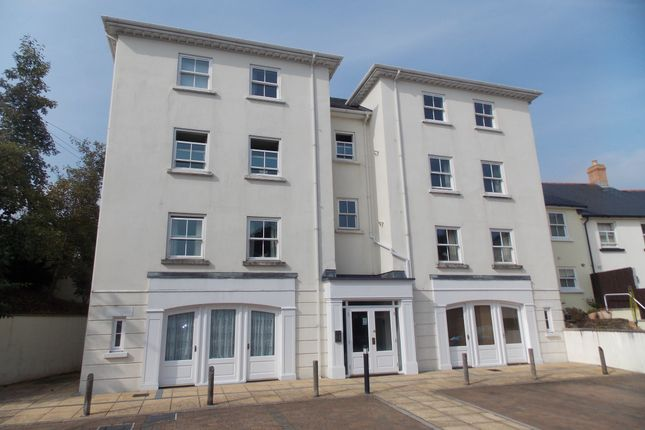 Thumbnail Flat to rent in Polkyth Parade, Carlyon Road, St Austell