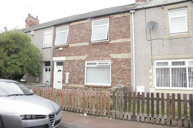 Thumbnail Terraced house to rent in Castle Terrace, Northumberland