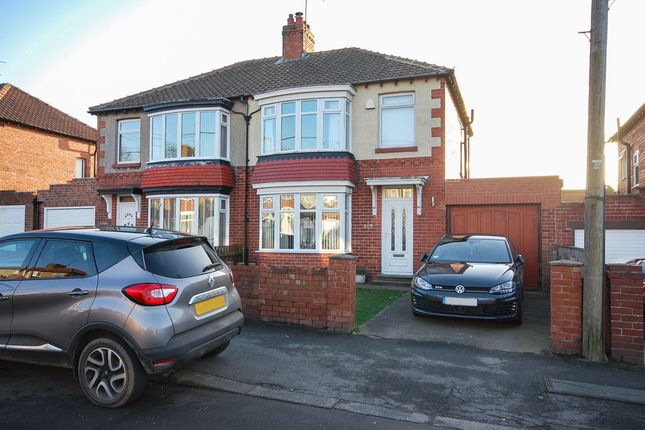 Thumbnail Semi-detached house for sale in Coronation Road, Loftus