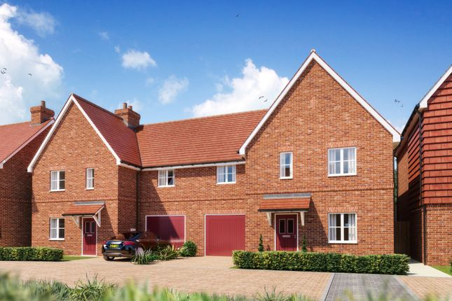Thumbnail Semi-detached house for sale in Farriers Yard, Balsham, Cambridge