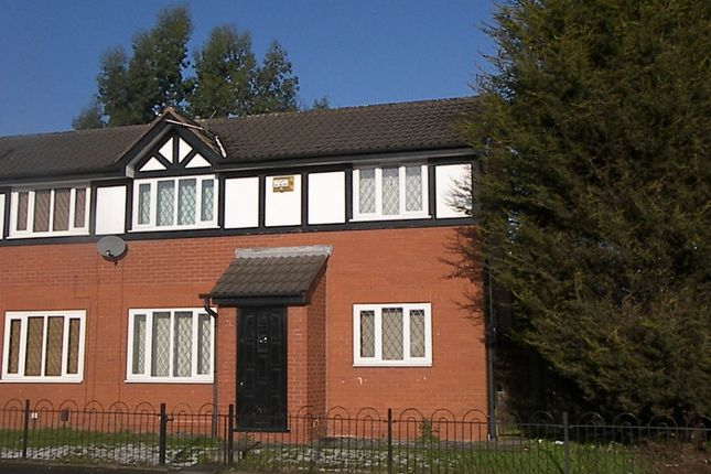 Thumbnail Semi-detached house to rent in Harrowby Street, Farnworth