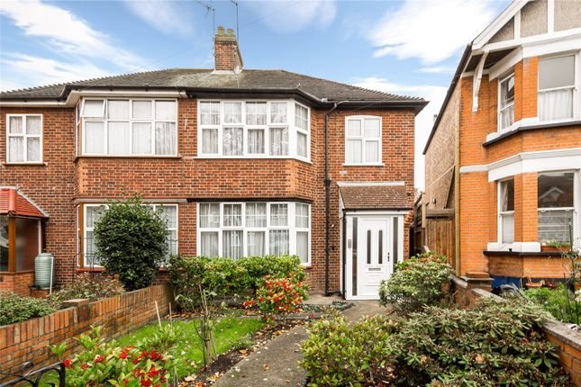 Thumbnail Semi-detached house for sale in Lexden Road, Acton