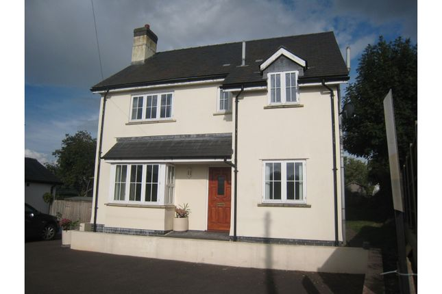 Thumbnail Detached house for sale in Llandenny, Usk