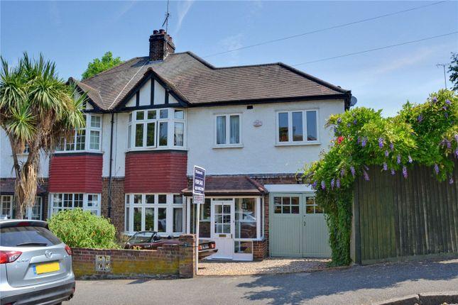 Thumbnail Semi-detached house for sale in Beaconsfield Road, Blackheath, London