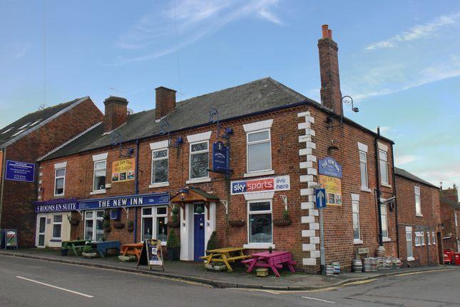 Thumbnail Pub/bar for sale in Main Street, Alfreton