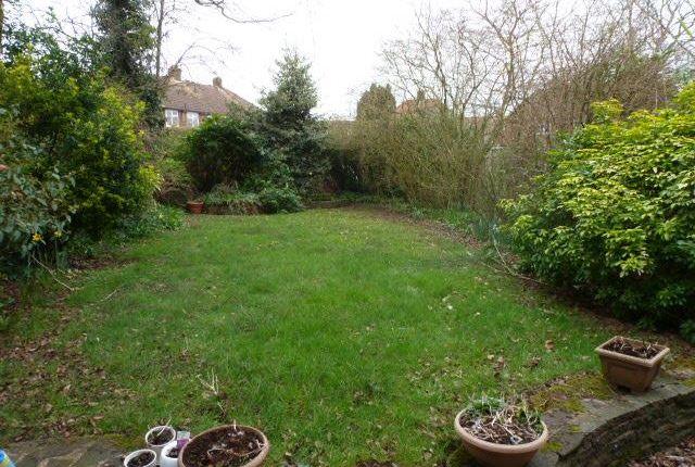 Garden of Lemsford Lane, Welwyn Garden City AL8