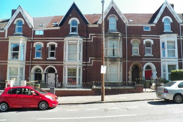 Thumbnail Flat to rent in Sketty Road, Sketty, Swansea