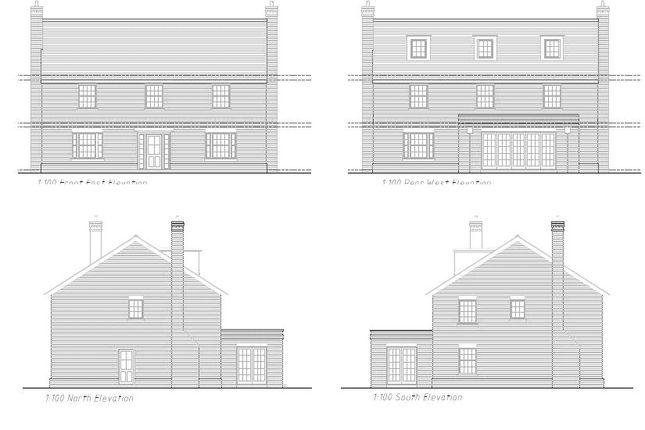Thumbnail Land for sale in Plot 1, Fullers End, Elsenham, Essex
