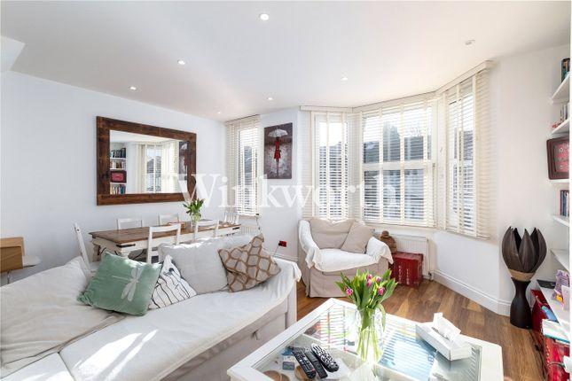 Thumbnail Flat for sale in Parkhurst Road, Bowes Park, London