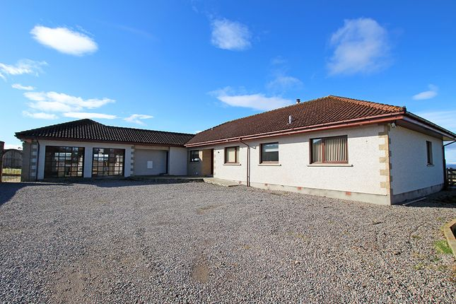 Thumbnail Detached bungalow for sale in Upper Myrtlefield, Invernesss