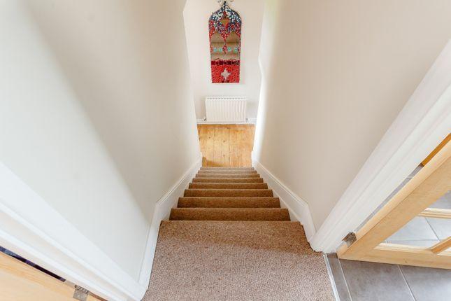 Stairs of Cherrywood Court, Cambridge Road, Teddington TW11