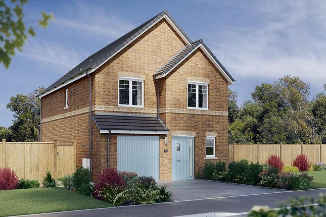 "Thumbnail Detached house for sale in ""The Ashbury"" at Walker Drive, Stamford Bridge, York"