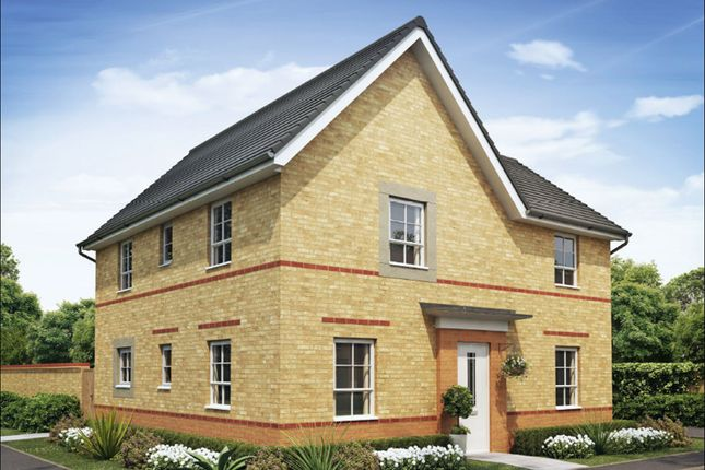 "Thumbnail Detached house for sale in ""Alderney"" at Birmingham Road, Bromsgrove"