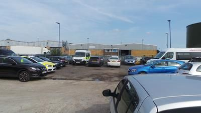 Thumbnail Land to let in Southdown Enterprise Park, Compound 2, Brunswick Road, Ashford, Kent