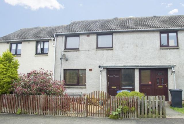 Thumbnail Terraced house to rent in 38 Gunsgreen Crescent, Eyemouth