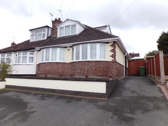 Thumbnail Bungalow for sale in Grangeside, Gateacre, Liverpool, Merseyside