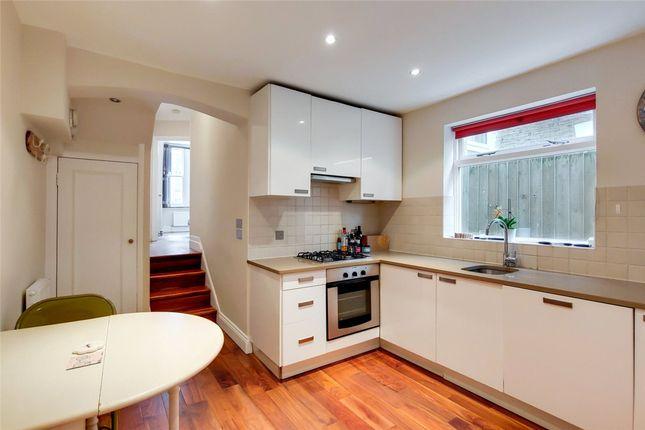 Thumbnail Flat to rent in Elbe Street, London